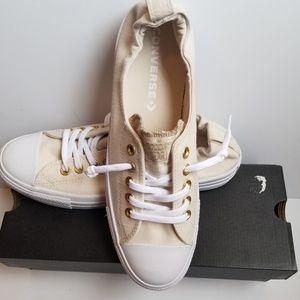 Converse Shoreline Driftwood White Shoes 11 New